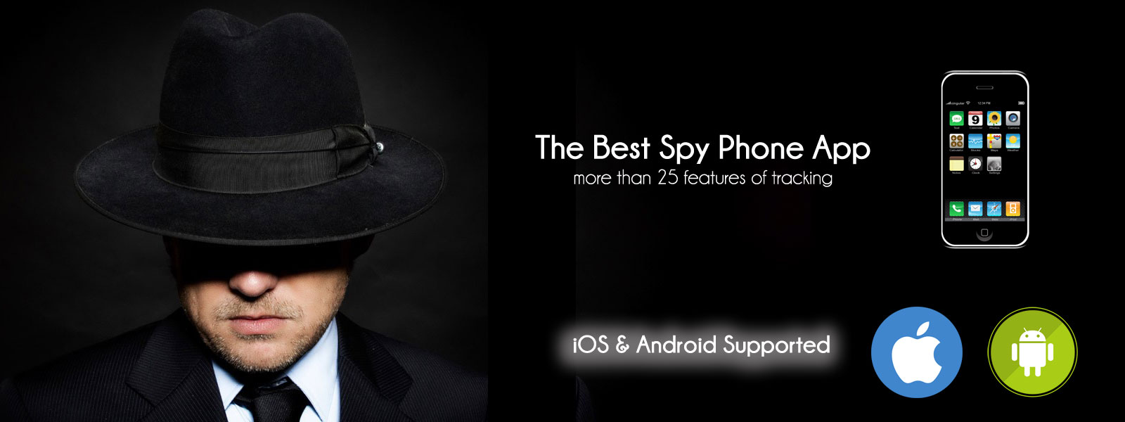 spy phone app for android & ios