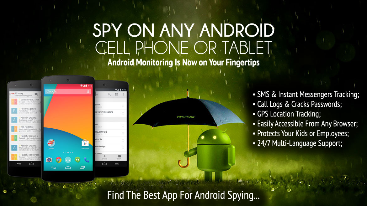 best spy phone tracker android