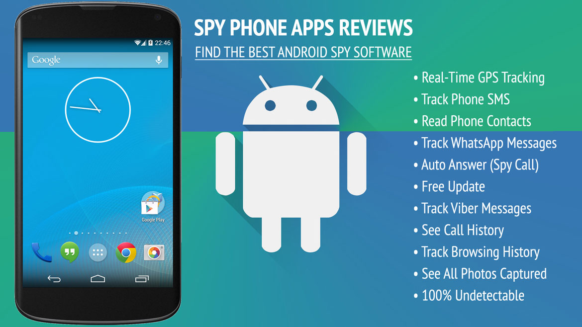 Spy Software Android Spy App Android Monitoring App Cell Phone Spy ...