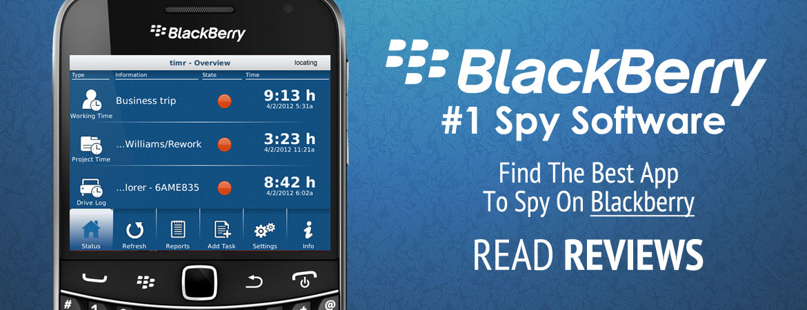 free spyware for blackberry